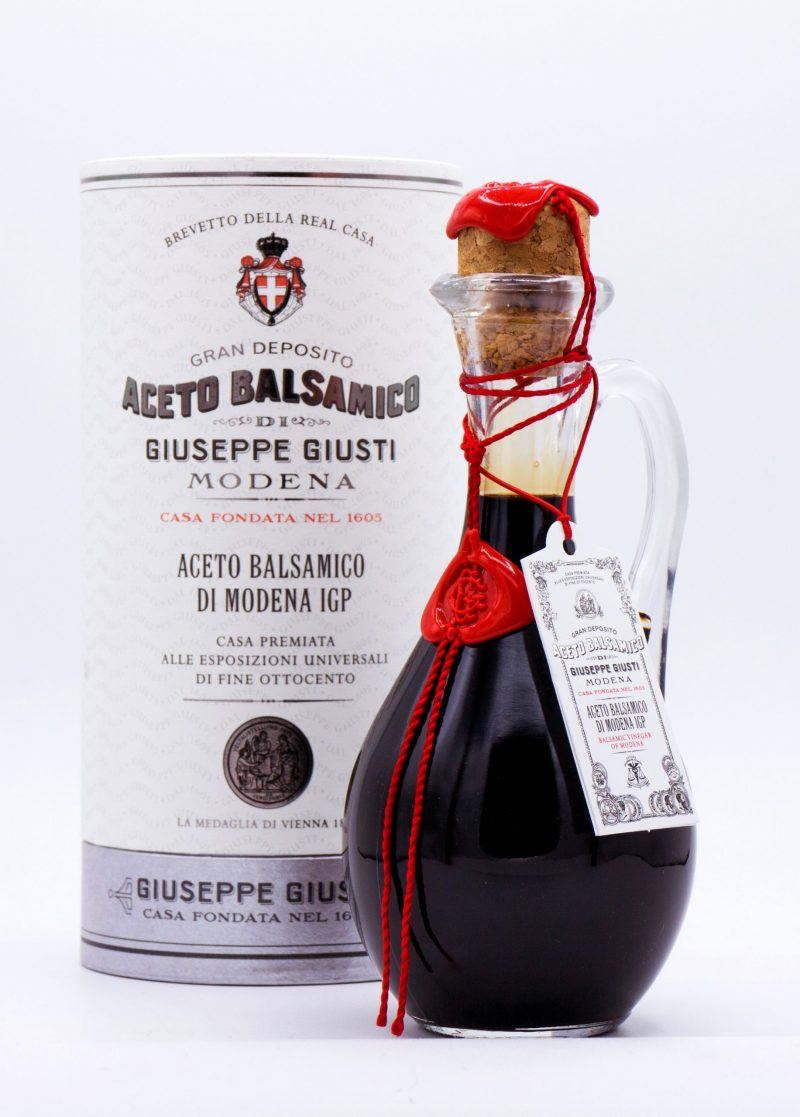 1 Silver Medal – Anforina with box 250ml - Acetaia Giusti