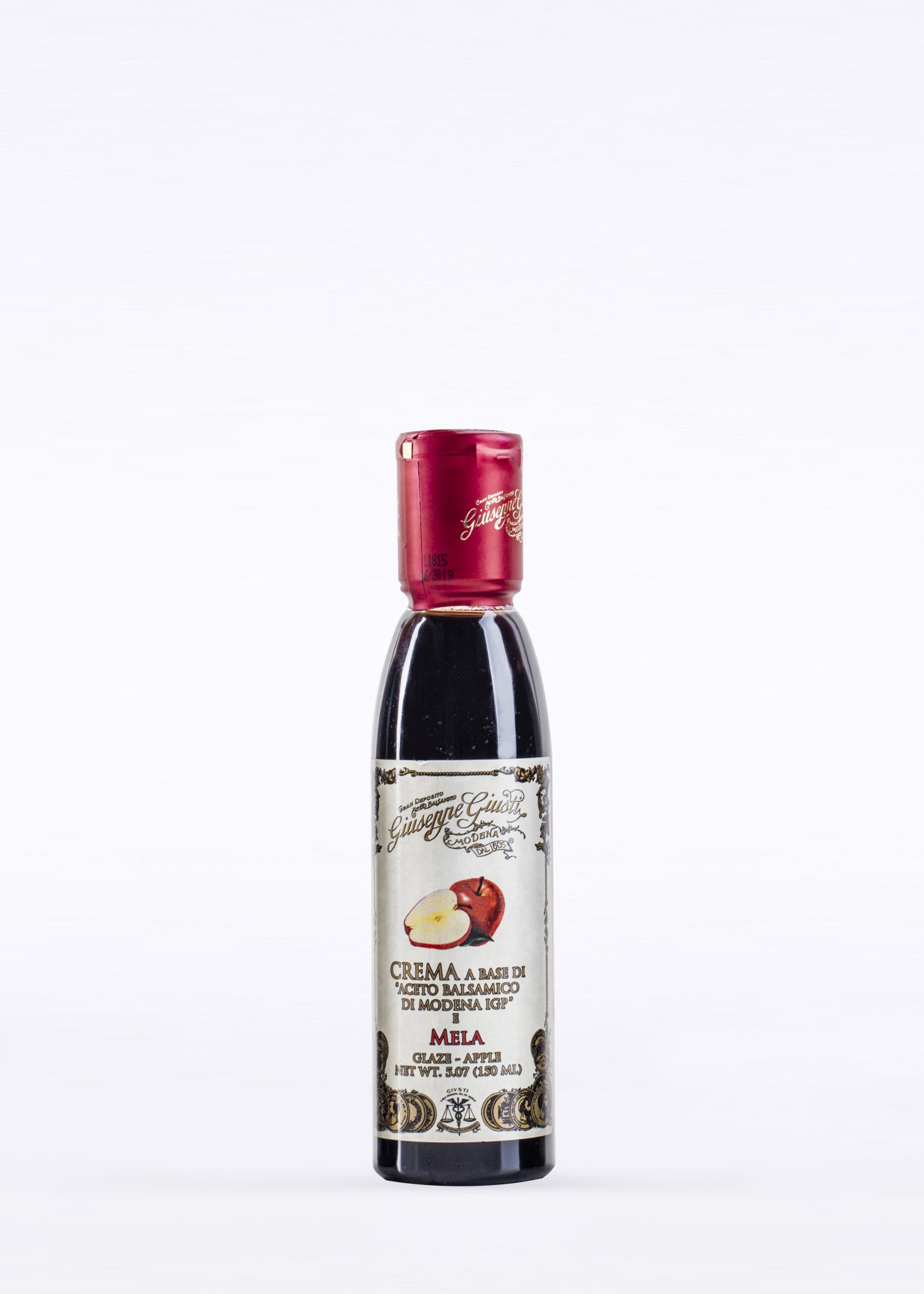 Glaze with Balsamic Vinegar of Modena and Apple 150ml