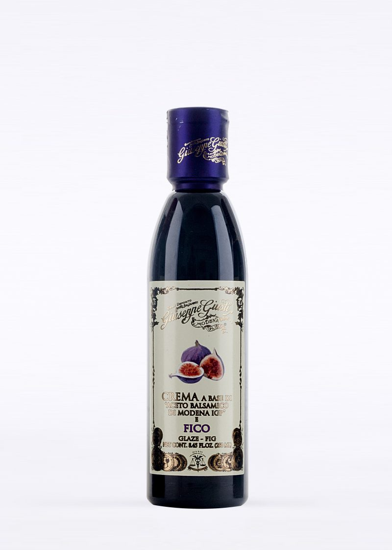 Glaze with Balsamic Vinegar of Modena and Fig 250ml