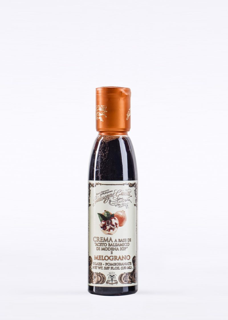 Glaze with Balsamic Vinegar of Modena and Pomegranate 150ml