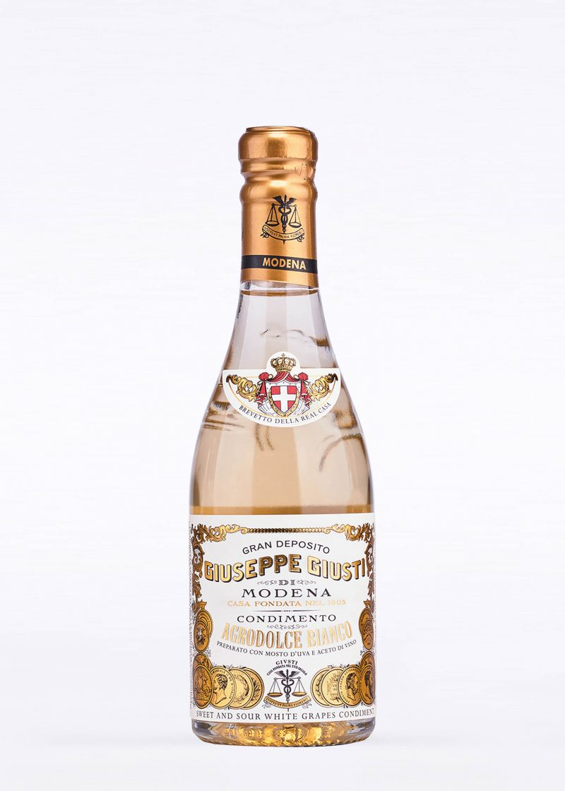 White Condiment Champagnotta 250 ml