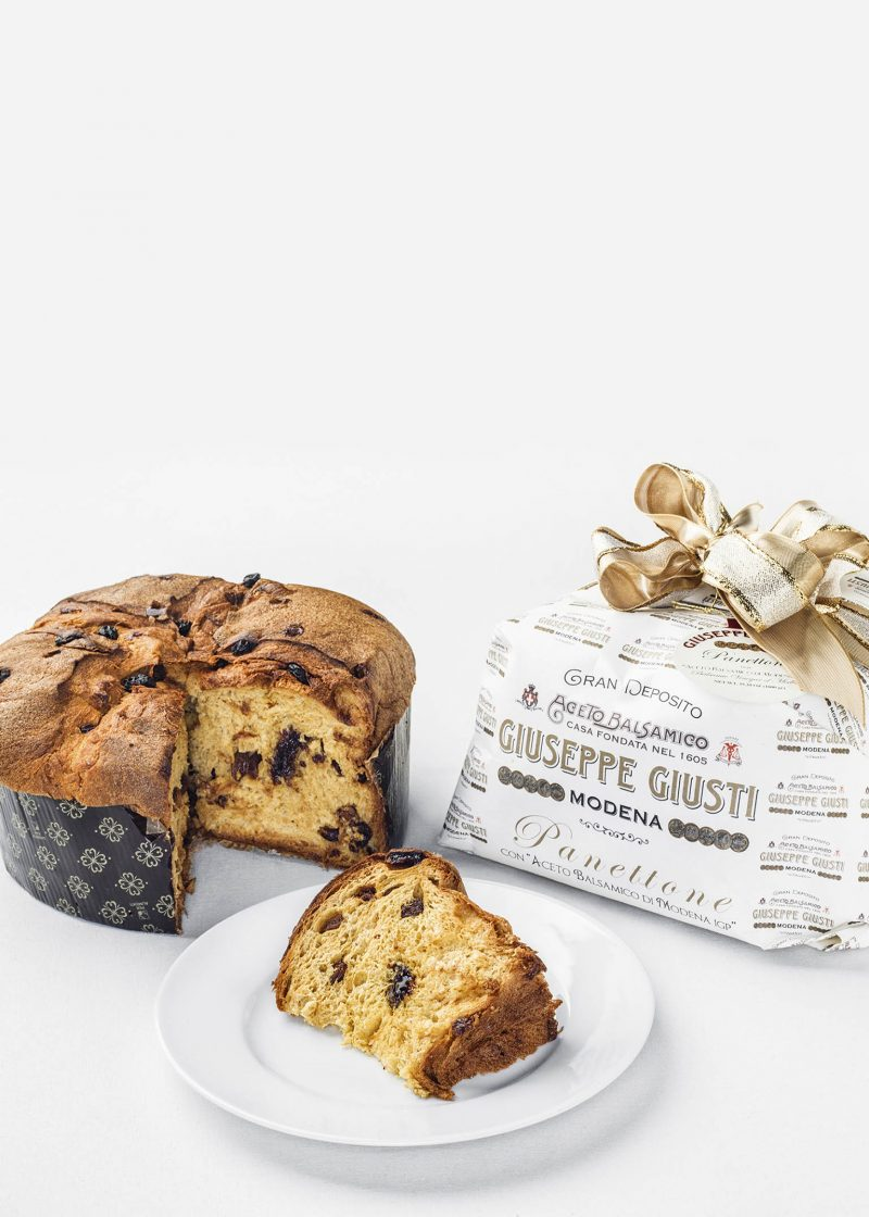 Panettone with Balsamic Vinegar of Modena 1kg